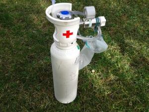 la bombona de oxígeno es hoy un salvavidas para quienes padecen cefalea en racimos